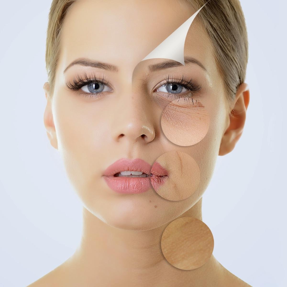 Làm chậm quá trình lão hóa da ngay từ bên trong