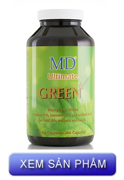 thuoc tri mun MD ultimate green