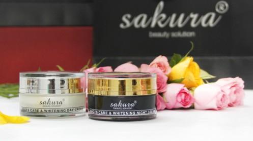 kem trị nám Sakura Spots Care