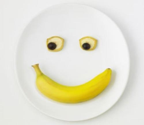 giảm cân với chuối
